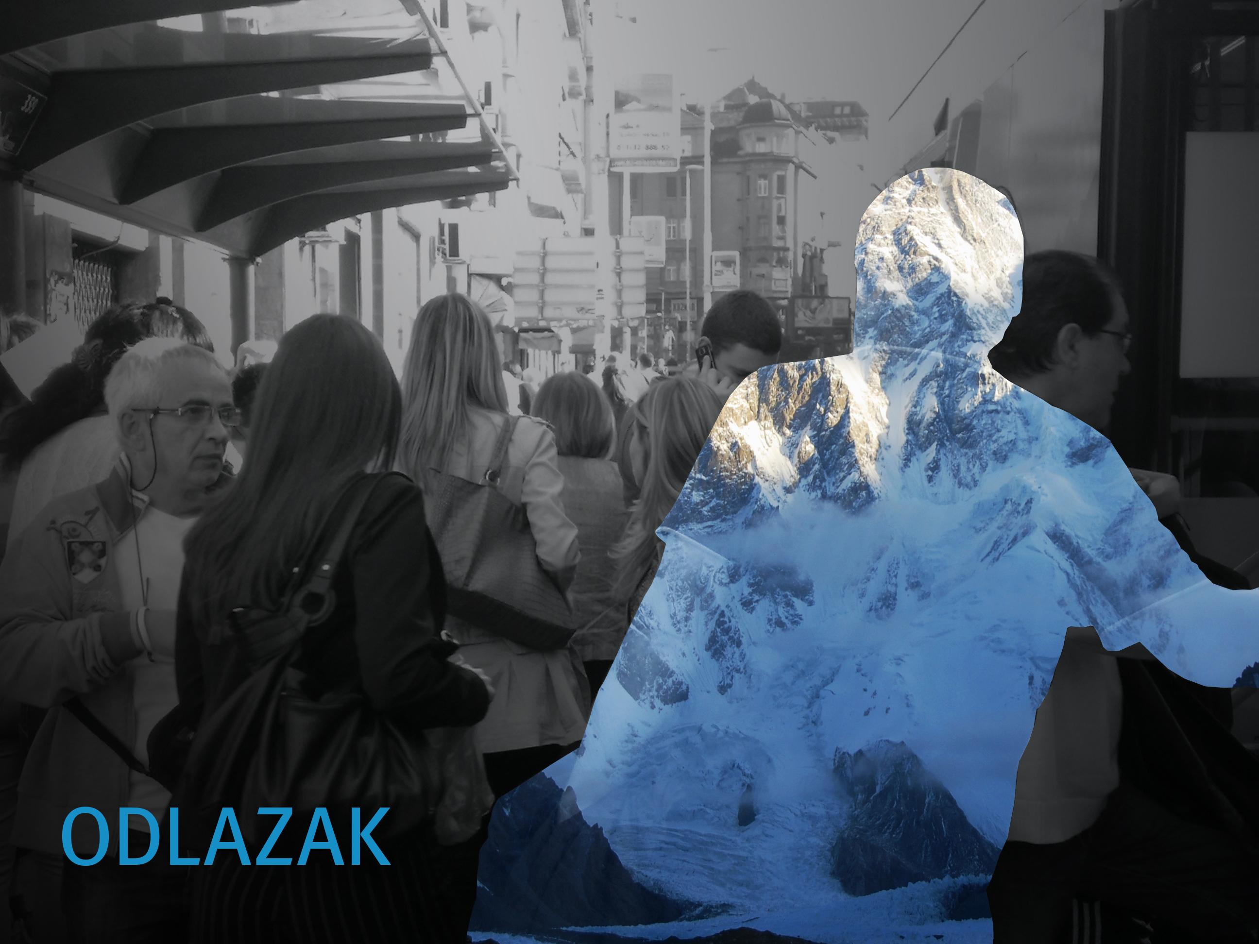 Grad / Odnos urbanog čoveka i duševne potrebe za prirodom / Vladan Pavlović